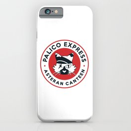 Palico Express iPhone Case