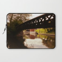 Canal Dreams Laptop Sleeve