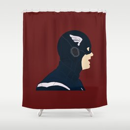 Captain Shower Curtain