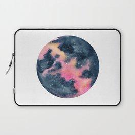 Pink Yellow Galaxy (Lesley's Galaxy) Laptop Sleeve