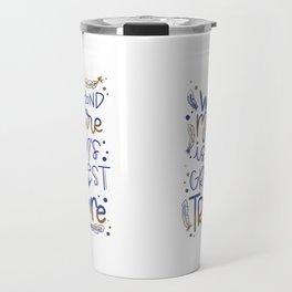 Wit beyond measure Travel Mug