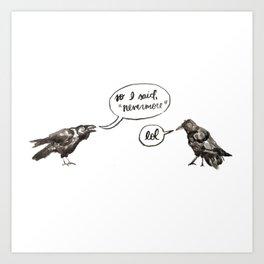 That's So Raven Art Print