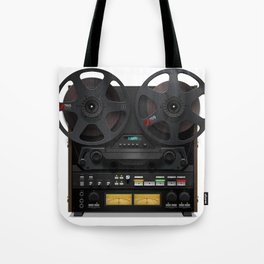 Open Reel 769 Tote Bag