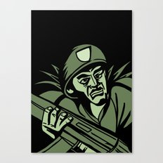 This is my Weapon Canvas Print