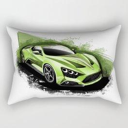 Zenvo ST1 Rectangular Pillow