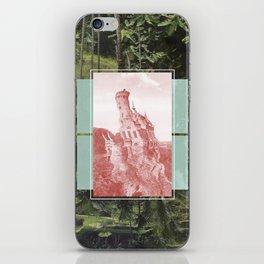 Clamber iPhone Skin