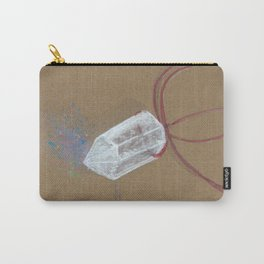 Quartz - These are the things I use to define myself Carry-All Pouch