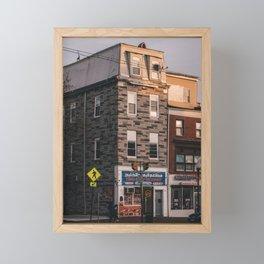 Broadway, Upper Fells Framed Mini Art Print