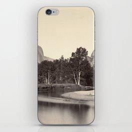 View from Camp Grove, Yosemite iPhone Skin