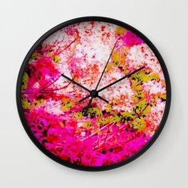 Vintage Pink Hydrangeas | Flowers | Flower | Nadia Bonello | Canada Wall Clock