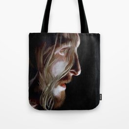 Dwight - The Walking Dead Tote Bag