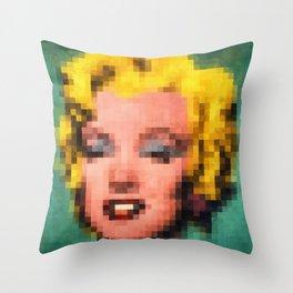 Marilyn Still Alive ? Throw Pillow