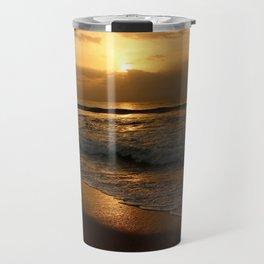 Sunrise at Marina Travel Mug