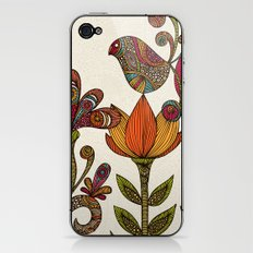 In the garden iPhone & iPod Skin