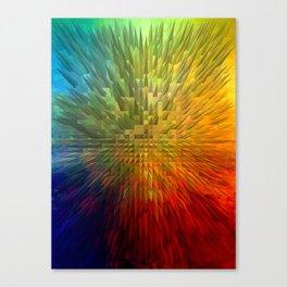 My Spectrum Canvas Print