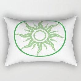 Imagine a better world Rectangular Pillow