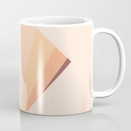 Eleganza 09,peach Coffee Mug