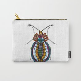 Bejeweley Beetle - Africa Carry-All Pouch