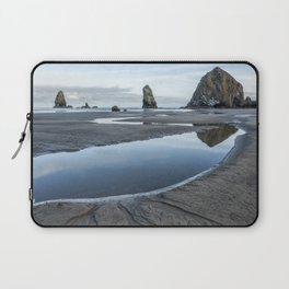 Haystack and the Needles Laptop Sleeve