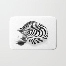 Zebra / Cebra Bath Mat