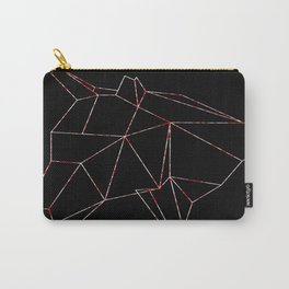Horse Lines Carry-All Pouch
