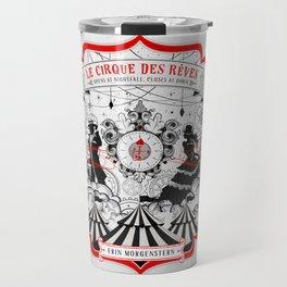 The Night Circus - light Travel Mug