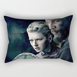 Vikings Rectangular Pillow