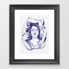 Disillusionment Framed Art Print