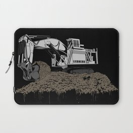 Excavation Laptop Sleeve