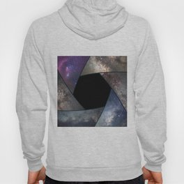 Astrophotography collage Hoody