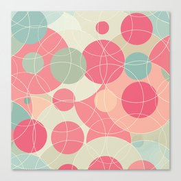 Sweet Roundabout 2 Canvas Print