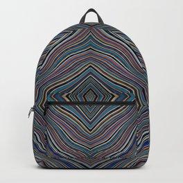 Wild Wavy Lines XXVIII Backpack