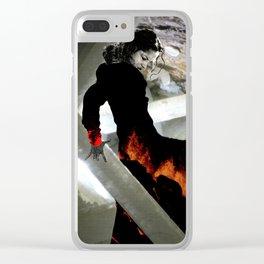 Carbon Amaya Clear iPhone Case