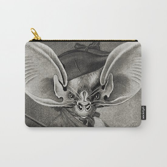 BAT OUT OF HELL Carry-All Pouch