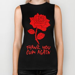 In the words of Tatianna, THANK YOU... Biker Tank