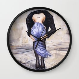 Saturn Returns Wall Clock