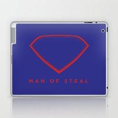Man of Steal Laptop & iPad Skin
