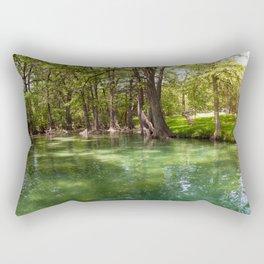 Wimberley Blue Hole Rectangular Pillow