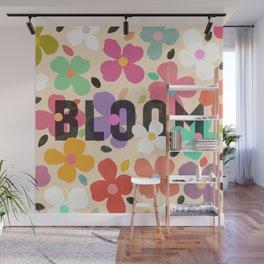 Bloom by Galaxy Eyes & Garima Dhawan Wall Mural