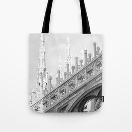 The Duomo Milan - Italy Tote Bag