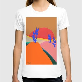 New Frontiers T-shirt