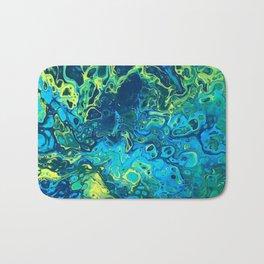Acrylic Pouring Calm Bath Mat