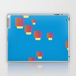 festival of lamps Laptop & iPad Skin