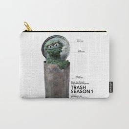 Oscar the Grouch Carry-All Pouch