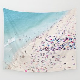 beach - summer love Wall Tapestry