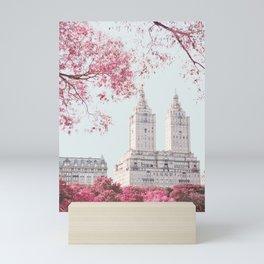 Surreal Spring - New York City Travel Photography Mini Art Print
