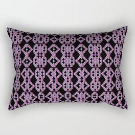 Stella Chem Pink Pant Hers Rectangular Pillow