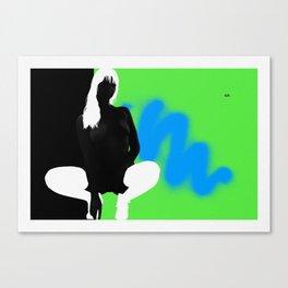 Vixenn - right decor - collection Canvas Print
