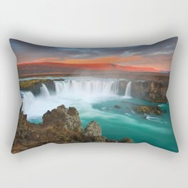 Godafoss Rectangular Pillow