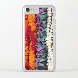 Lei love Clear iPhone Case